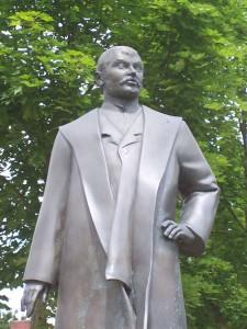 Statue Franz von Stuck