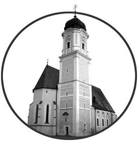 Totalansiche Pfarrkirche St. Martin