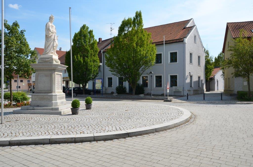 Bürgerhaus der Gemeinde Tettenweis