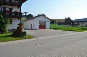 Feuerwehrgerätehaus FF Poigham