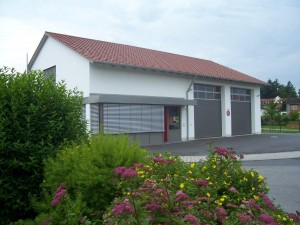 Feuerwehrhaus Tettenweis