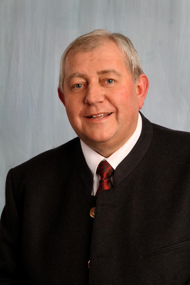 Bürgermeister Robert Stiglmayr